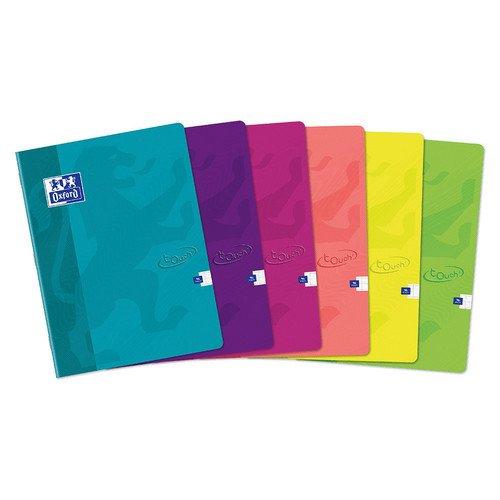 Тетрадь общая Touch А5, 60 листов, в линейку, ассортименте