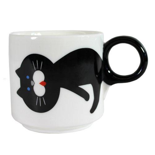 """Кружка """"Черный кот"""", 200 мл"""