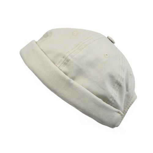 """Шапка """"Docker cotton cap cream"""""""