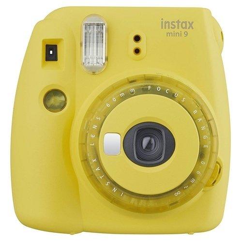 Фото - Фотоаппарат Instax Mini 9 Clear Yellow елена игнатьева где живет счастье в эпоху инстаграма