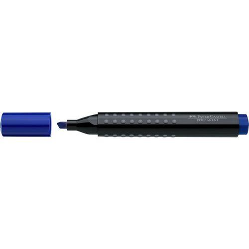 Маркер перманентный Grip 1503, 5 мм, синий