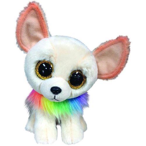 Купить Мягкая игрушка Чихуахуа 25 см, белая, Ty Inc., Мягкие игрушки