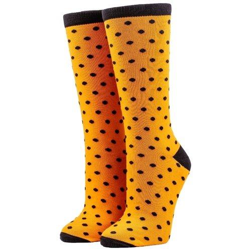 Носки женские Jolene, 36-39, оранжевые