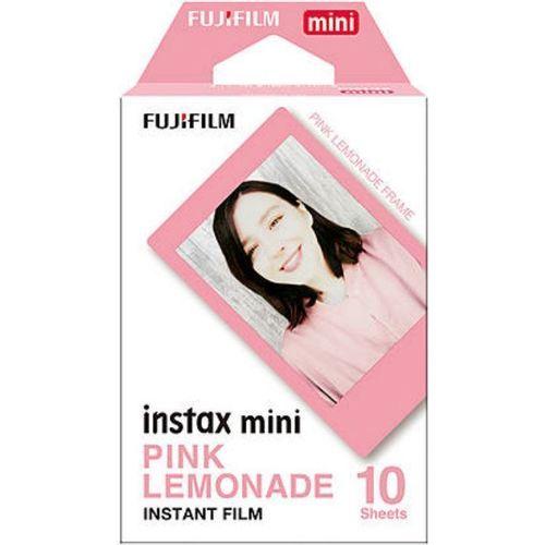 Фото - Фотопленка Instax Mini Pink Lemonade WW fujifilm colorfilm instax mini pink lemonade 10 1pk 8 6x5 4cm 16581836