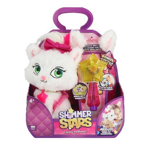 """Плюшевый котенок """"Shimmer Stars"""", 20 см цены онлайн"""