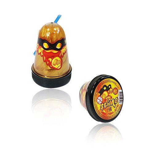 """Слайм """"Slime Ninja"""", золотой, 130 г"""