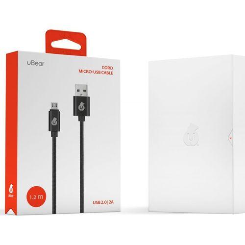 Фото - Кабель Cord Micro-USB USB-A, черный бадулина о в делаю зарядку по утрам значок