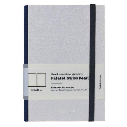 """Скетчбук на гибком переплете """"S6F Pearl"""", 60 листов, 160 г/м2, 9,5 х 14 см"""