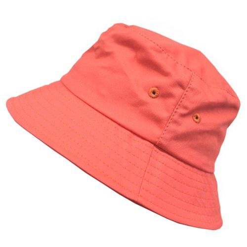 Панама Bucket Hat Cotton M, коралловая панама bucket hat cotton l синяя