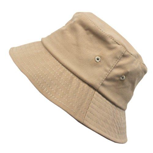 Панама Bucket Hat Cotton M, бежевая панама bucket hat cotton l синяя