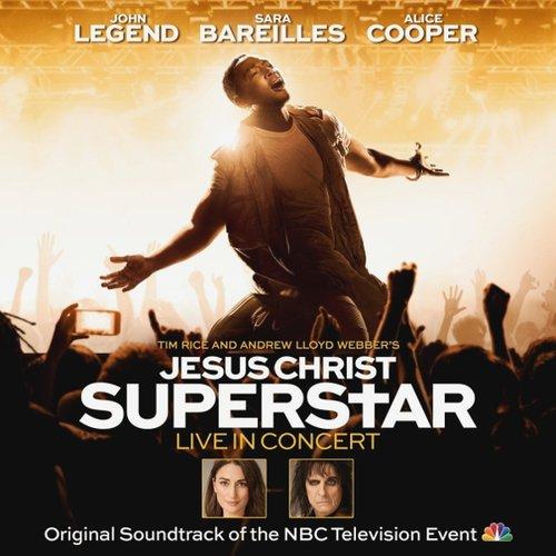Various Artists - Jesus Christ Superstar: Live In Concert, 2LP