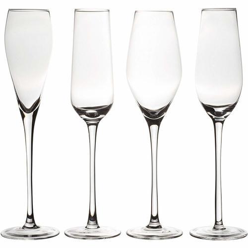 Набор бокалов для шампанского, 4 шт.