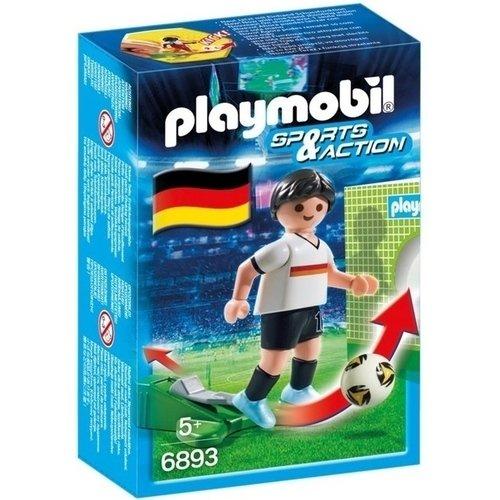 """Игровой набор """"Футбол. Игрок сборной Германии"""", 9 х 14 5 см"""