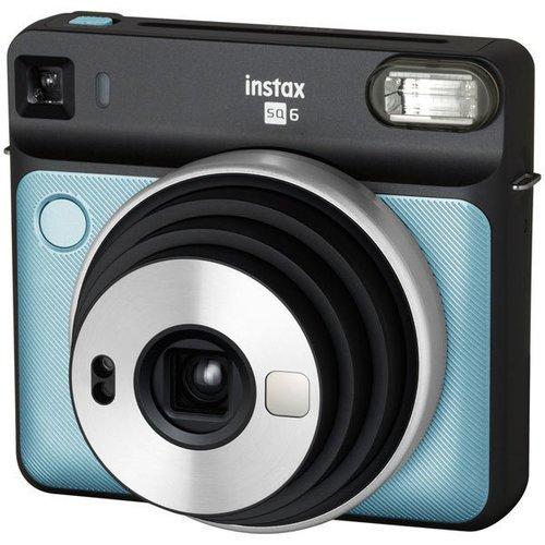 Фотоаппарат Instax SQ 6 Aqua Blue EX D