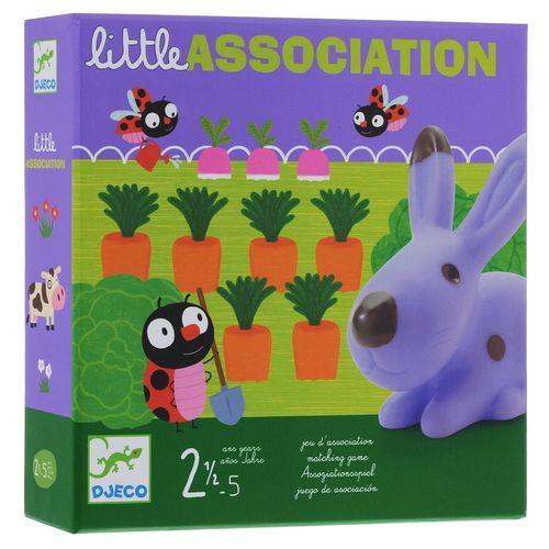 Купить Игра на ассоциации Зверята , Djeco, Игры для детей
