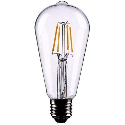 """Лампочка """"Ретро"""", 40 Вт, вытянутая"""