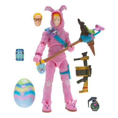 Купить Фигурка Rabbit Raider , с аксессуарами, Fortnite, Фигурки