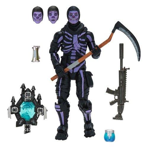 Купить Фигурка Skull Trooper , с аксессуарами, Fortnite, Фигурки