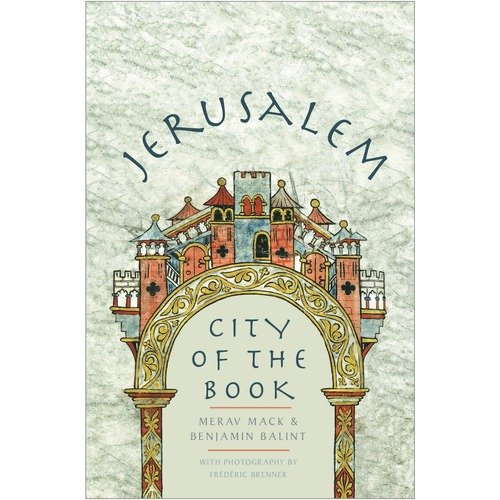 Jerusalem: City of the Book words of the world