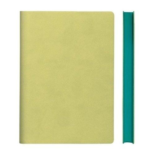 """Блокнот """"Signature Grid Notebook"""" A5, 88 листов, в клетку, салатовый"""