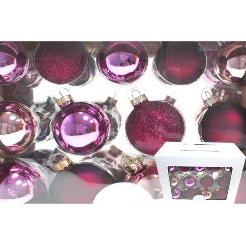 Набор из 26 стеклянных шаров игрушка bunch o balloons простой набор из 30 шаров 6 асс пол пакет