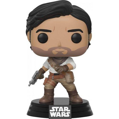 Фигурка POP! Bobble Star Wars Ep 9: Poe Dameron alex segura star wars poe dameron freier fall