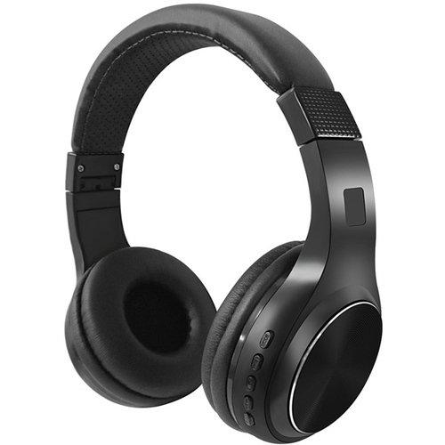 Беспроводные наушники Rombica MySound BH-06, черные