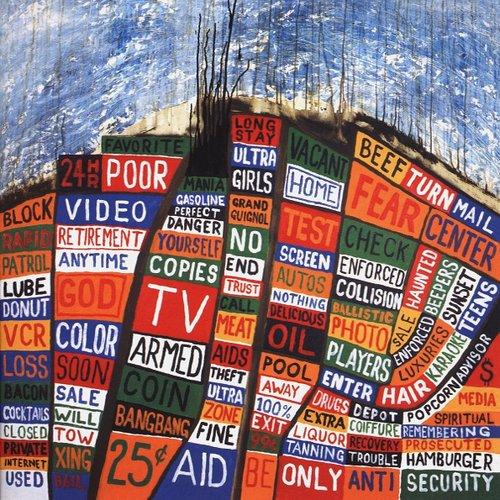 Radiohead - Hail To The Thief цена и фото