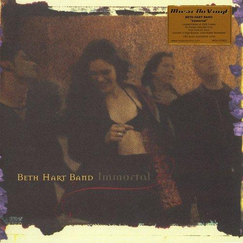 The Beth Hart Band - Immortal beth hart praha