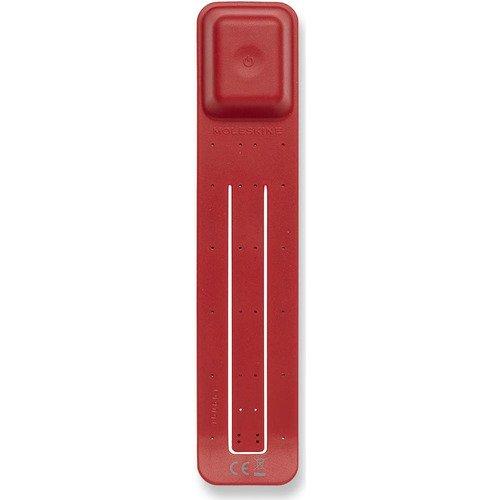 """Фонарик-закладка светодиодный """"Booklight"""", красный"""