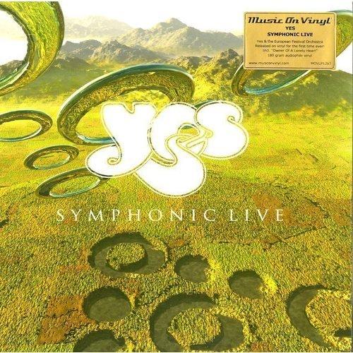 цена на Yes - Symphonic Live