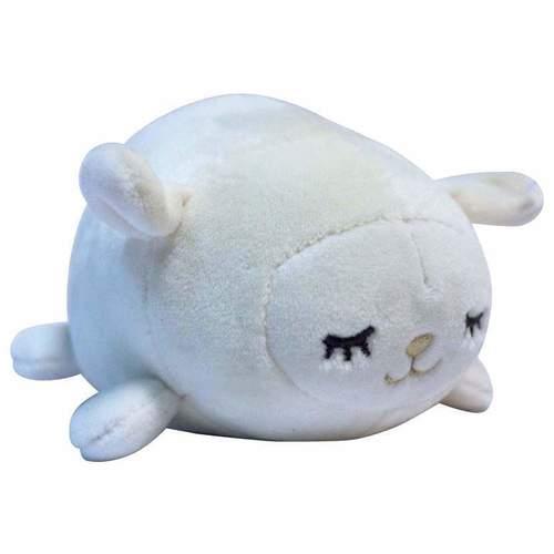 """Мягкая игрушки """"Овечка"""", 13 см, белая"""