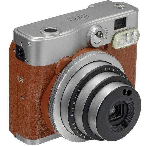 "Фотоаппарат ""Instax Mini 90 Brown"""
