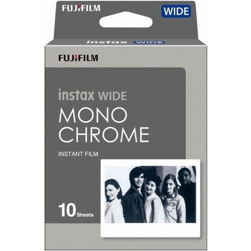Фото - Фотопленка Instax Wide Monochrome 2pcs convex wide angle car blind spot mirror