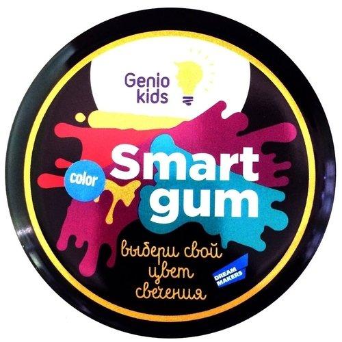 """Пластилин для детской лепки """"Smart Gum"""", 50 г, в ассортименте"""