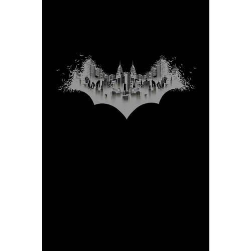 "Блокнот ""Бэтмен"" А5, 96 листов, в линейку"