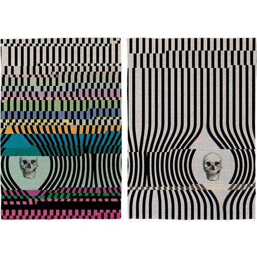 Набор полотенец Force minor, 50 х 70 см, 2 шт. полотенца honda towel набор полотенец в подарочной упаковке regal 34х80 см 2 шт