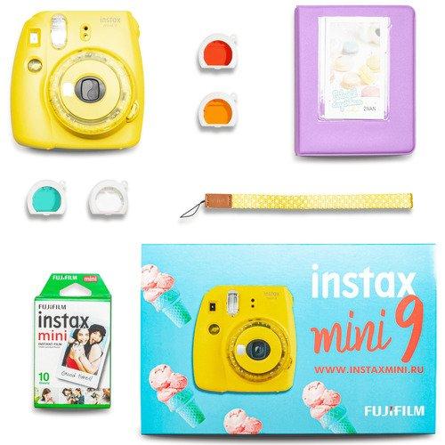 Фото - Набор Instax Mini 9 Blue Ice Cream Set блохина и спектор а тараканова м большая книга самых нужных и полезных знаний для девочек