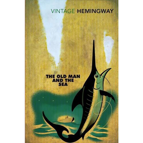 Ernest Hemingway. Old Man & The Sea