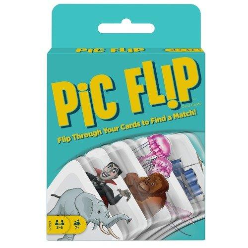 Карточная игра Pic Flip