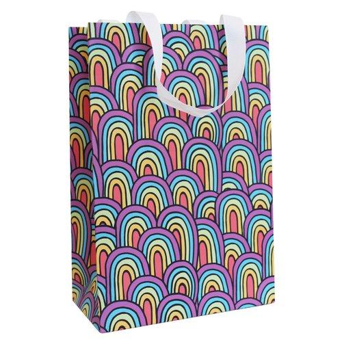 Фото - Пакет подарочный Радуга единорога, 16 х 24 х 8 см пакет подарочный единорог на пончике а5 16 х 24 х 8 см