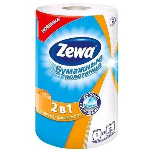 Фото - Бумажные полотенца 2 в 1, 1 шт. полотенца бумажные zewa premium 2 слоя 2 рулона