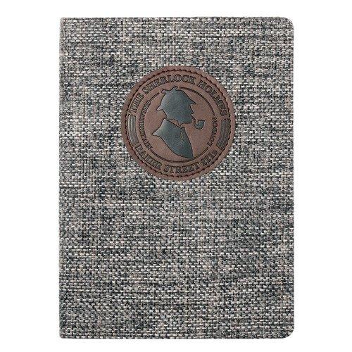 Ежедневник недатированный Sherlock А6+, 192 стр.