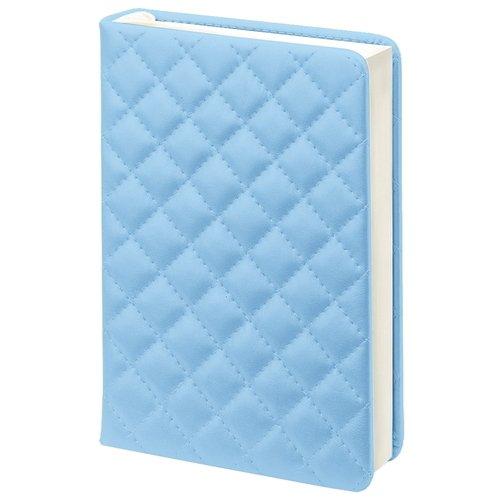 Ежедневник недатированный Paris, 288 страниц, 10 х 14 см, голубой