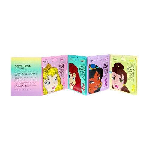 """Набор масок для лица """"Принцессы Дисней"""", 25 мл, 4 шт. недорого"""