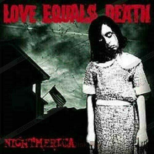 Виниловая пластинка Love Equals Death - Nightmerica. LP