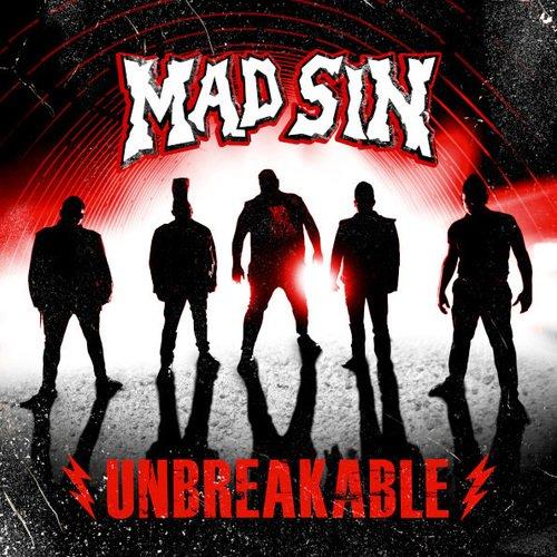 Mad Sin - Unbreakable. 2 LP