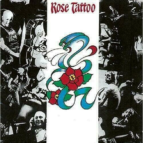 Виниловая пластинка Rose Tattoo - Tattoo. 2 LP