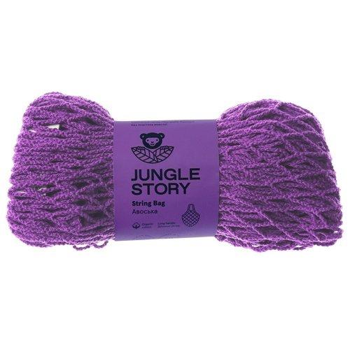 """Авоська """"String Bag"""", фиолетовый"""