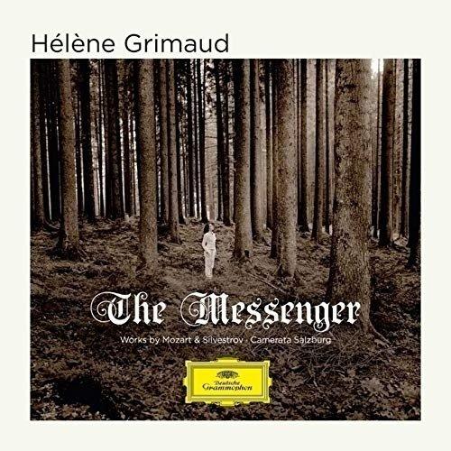 Helene Grimaud - The Messenger. 2LP